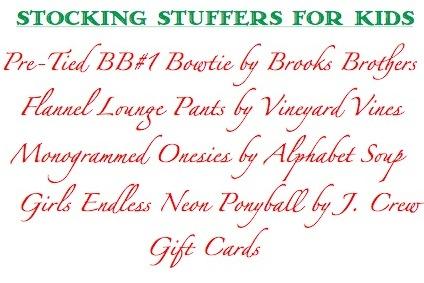 Stocking Stuffer Wednesday S Part 3