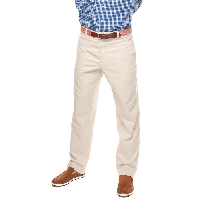 stone khaki pants - Pi Pants